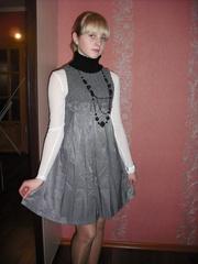Продам супер стильное новое платье недорого