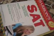Книги SAT и TOEFL