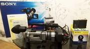 видеокамера Sony DCR-VX2100E,
