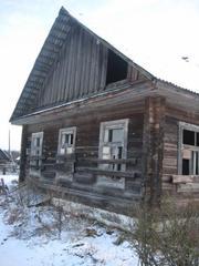 Продам деревянный дом 7x11 на вывоз для бани или дачи